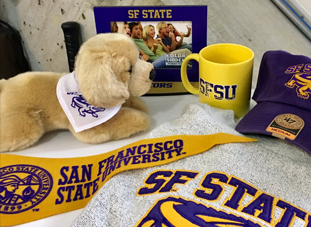 Photo of SF State Apparel